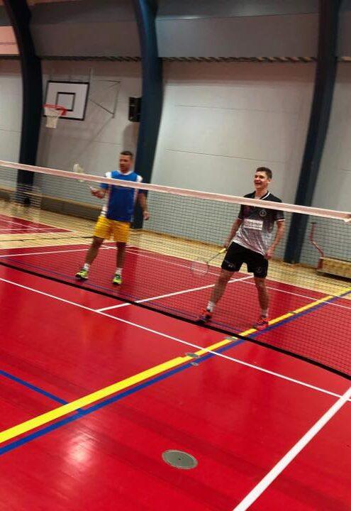 Hvorfor badminton? 1
